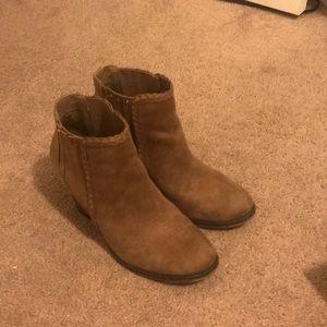 Mia Block Heel Boots